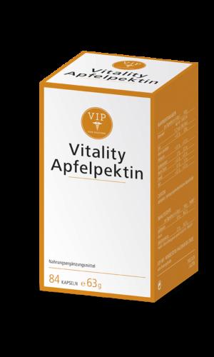 Vitality Apfelpektin 84 Stk.